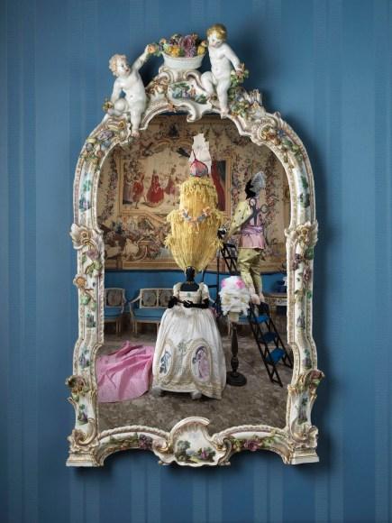 Museo e Real Bosco di Capodimonte_ Napoli, Napoli, Napoli_© photo Luciano Romano 2019