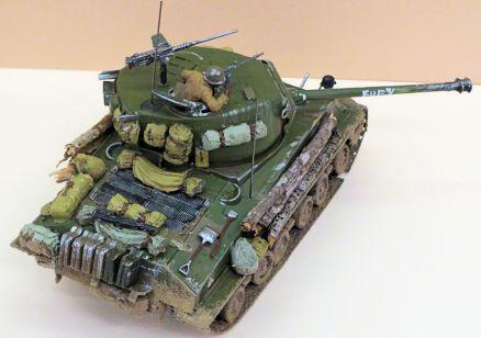 Fury Sherman Easy Eight