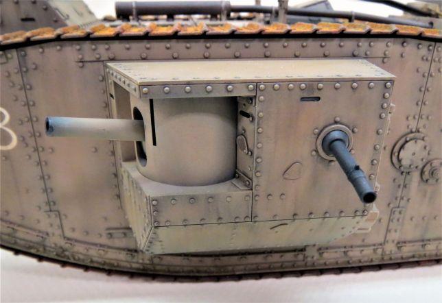 "Mk IV ""Male"" Tank"