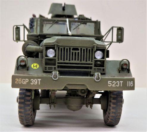 M54A2 Gun Truck