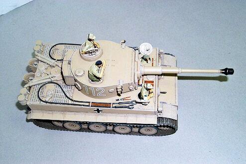 Afrika Korps Tiger