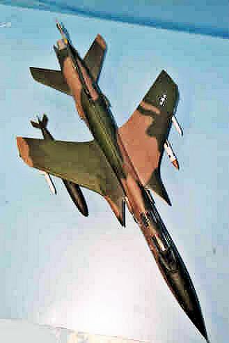 F105-G Thunderchief
