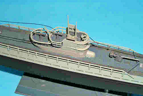 Building the Type IXC U-Boat
