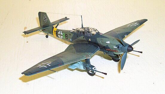 Ju87G-1 Stuka