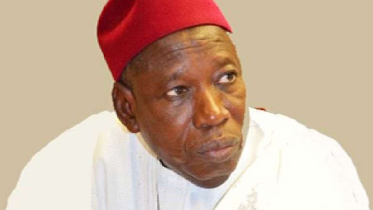 """Another video of Governor Ganduje """"collecting dollars from contractor"""" hits the internet"""