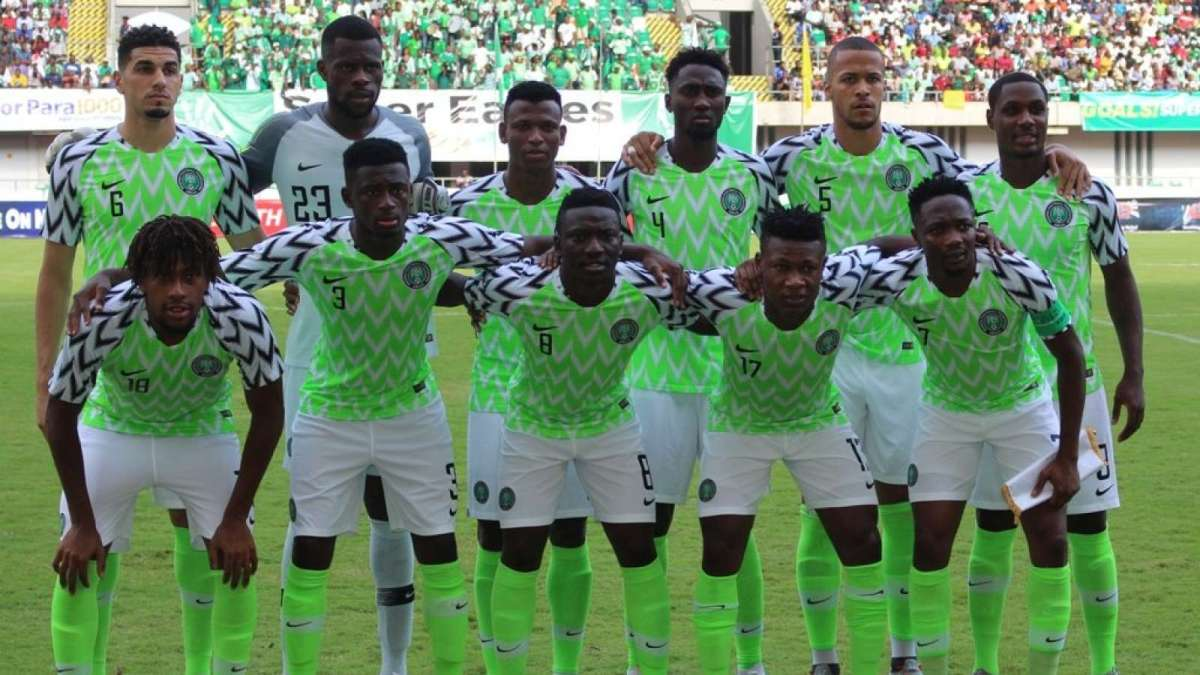 Liberia Vs Nigeria Live: Super Eagles boss Rohr makes just one change to starting XI from the first leg
