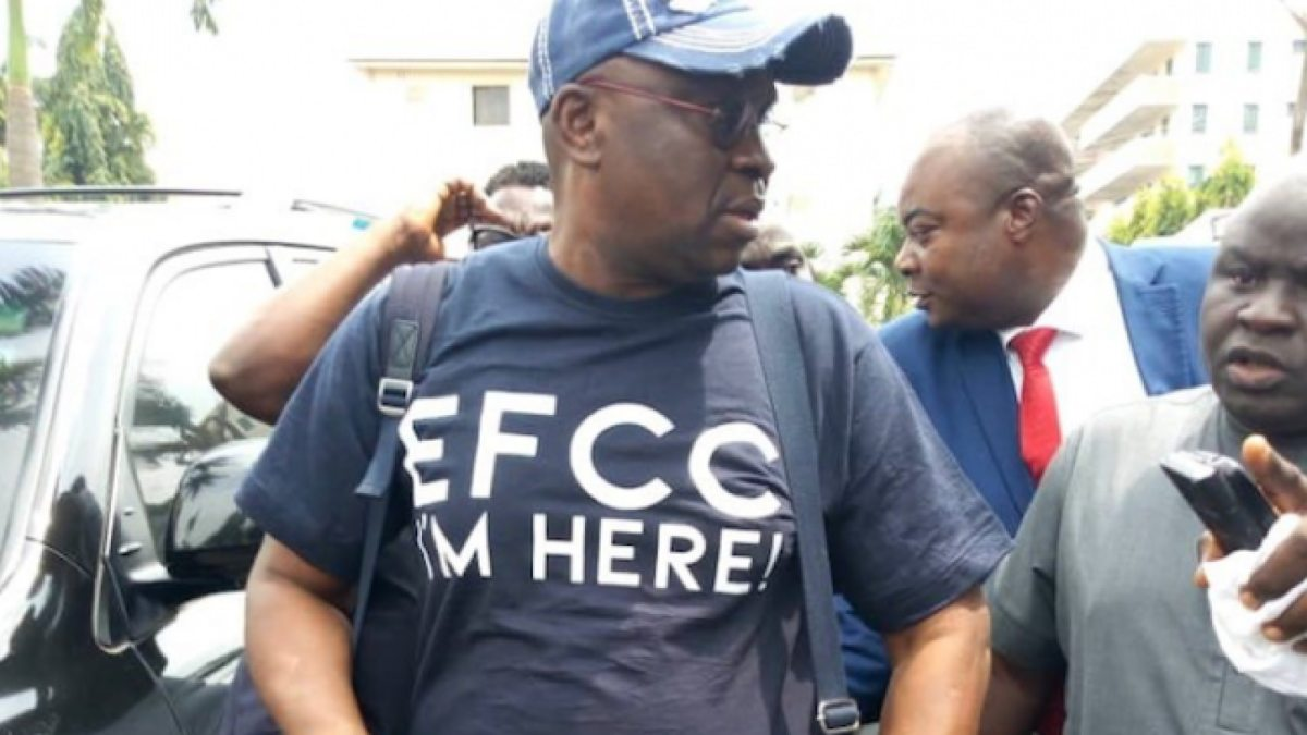 5 Things that happened when Fayose visited the EFCC headquarters