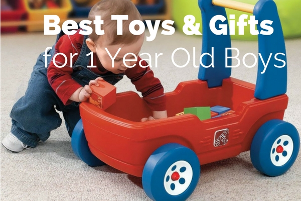 Top 20 Best Toys For 1 Year Old Boys In 2019 Reviews