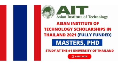 Photo of Asian Institute of Technology (AIT) Bangchak Scholarships 2021 in Thailand – Fully Funded
