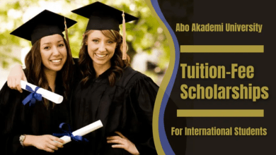 Photo of Tuition-Fee Scholarships for International Students at Åbo Akademi University, Finland