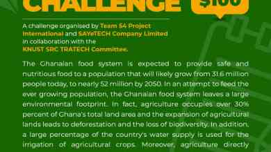 Photo of THE KNUST AGROTECH CHALLENGE