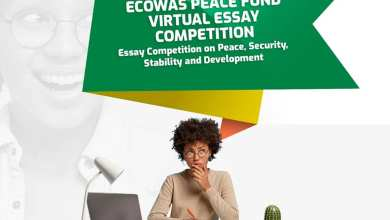 Photo of ECOWAS PEACE FUND ESSAY COMPETITION: How To Apply