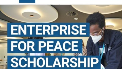 Photo of One Young World – Dutch Ministry of Foreign Affairs 'Enterprise for Peace' Scholarship