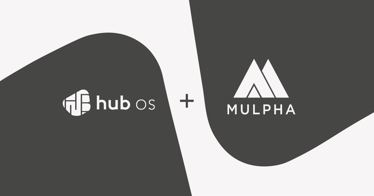 hub OS + Mulpha Group Joint venture