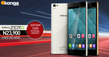 Infinix zero supercharged