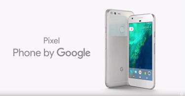 Google Pixel phone specs