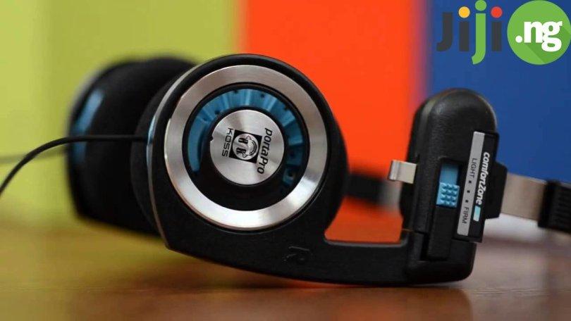 headphones as computer accessory