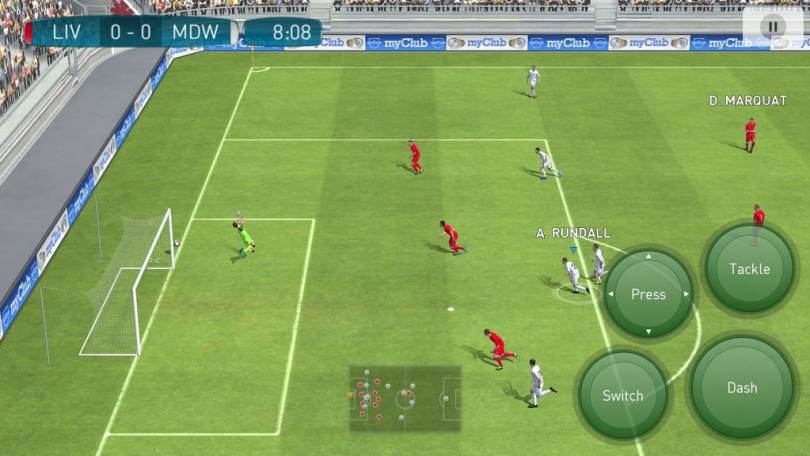 download soccer games for iOS