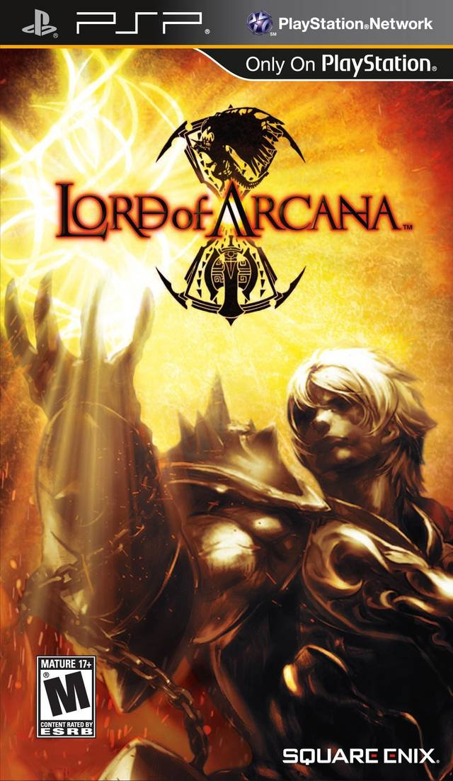 Download LORD OF ARCANA PPSSPP game for android in 2020