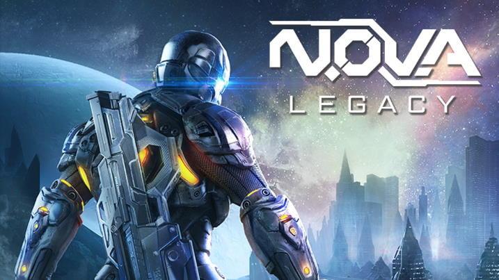 NOVA Legacy android offline shooting game