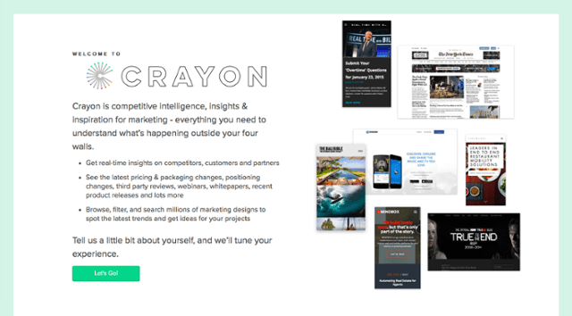 crayon_welcome_page