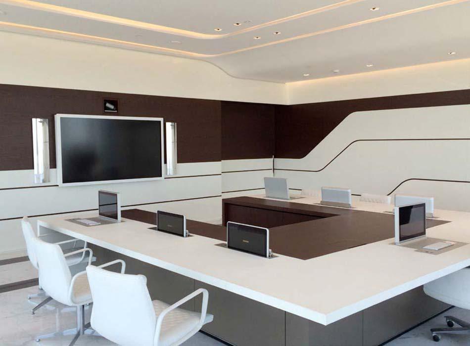 Equipamiento integrado Salas de Reuniones