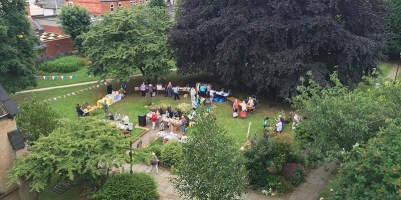 Part of the Summer Fair 2015