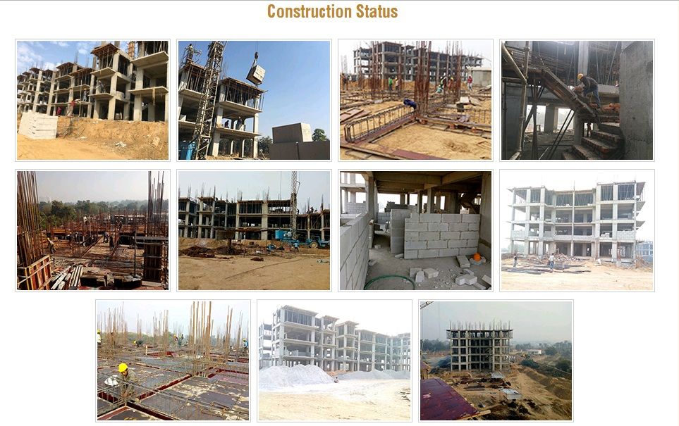 63 Golf Drive Gurgaon-construction-status