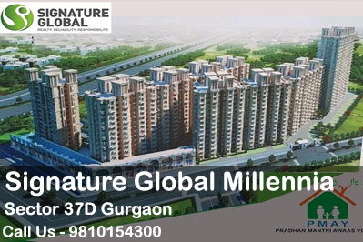 Signature Global Millennia 37D Gurgaon