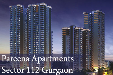 Pareena Apartments Sector 112 Gurgaon