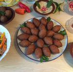 Rezept für Kibbeh - Syrische Spezialität