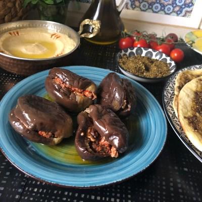 Maqdous- Syrisches Rezept