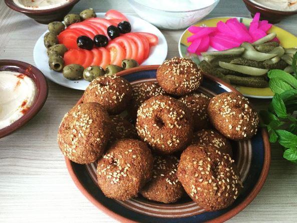 Selbstgemachte Falafel – Syrisches Nationalgericht