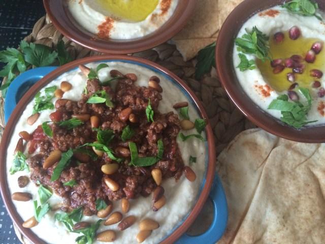 Batirsh – Syrische Spezialität aus Hama