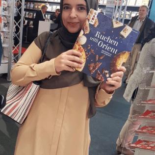 Auf der Frankfurter Buchmesse