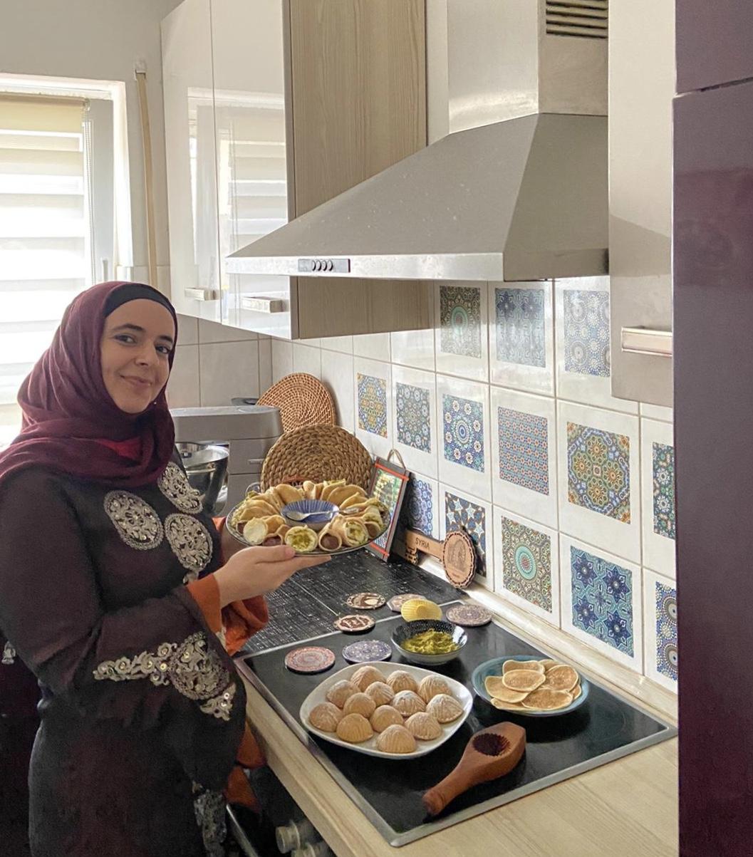 Typische Ramadan Süßspeisen