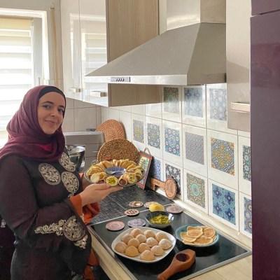 Typische Ramadan Süßspeisen - Huda Al-Jundi