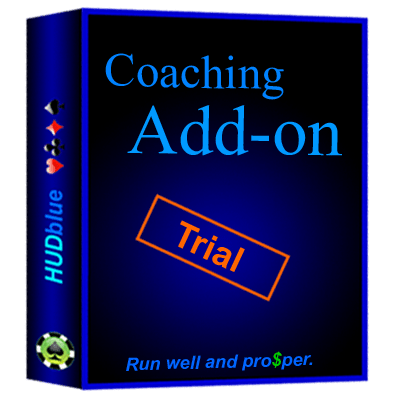 HUDblue Coaching Add-on Box Photo