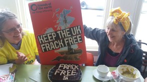 Frack free cake 2