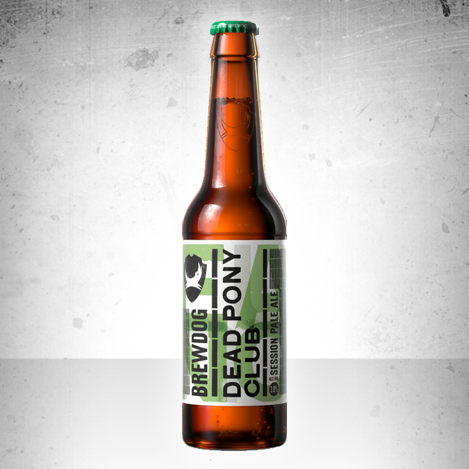 BrewDog DEAD PONY 1x330ml üveges