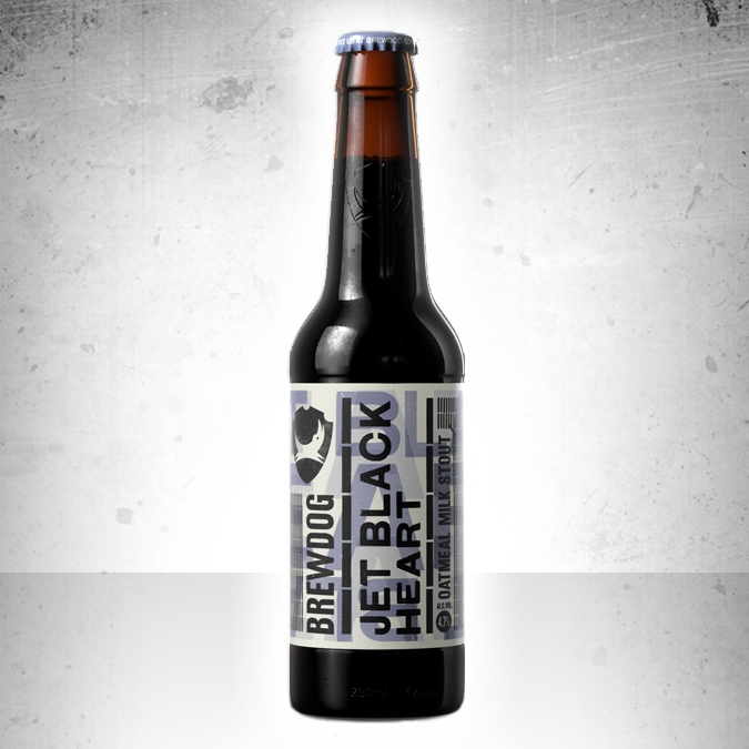 BrewDog JET BLACK HEART 1x330ml üveges (Hamarosan)