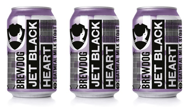 BrewDog Jet Black Heart NITRO