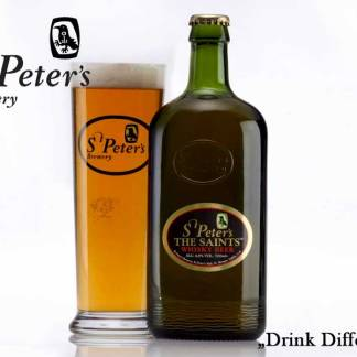 St. Peter's The Saints Whisky Beer 4.8% 1x500ml üveges