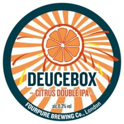 Fourpure DeuceBox 8.3% 20L KeyKeg