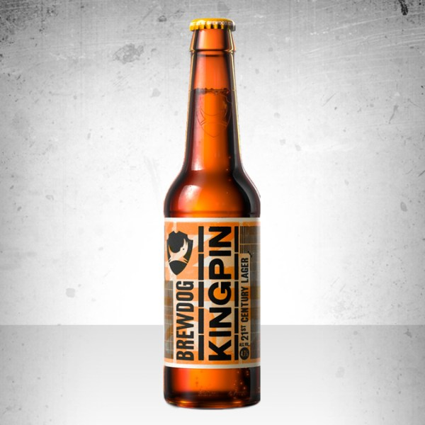 BrewDog KINGPIN 4.7% 1x330ml üveges