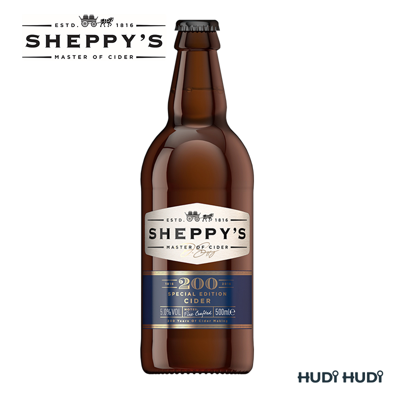 Sheppy's 200 special edition almabor ( cider )