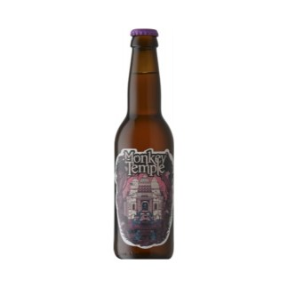 Mad Scientist MONKEY TEMPLE 4.6% 330ml üveges