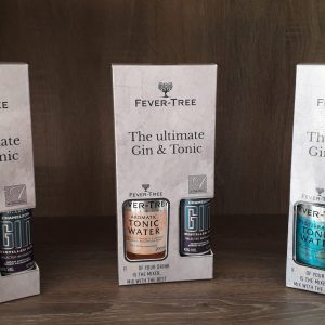 Fever tree+Agárdi gin
