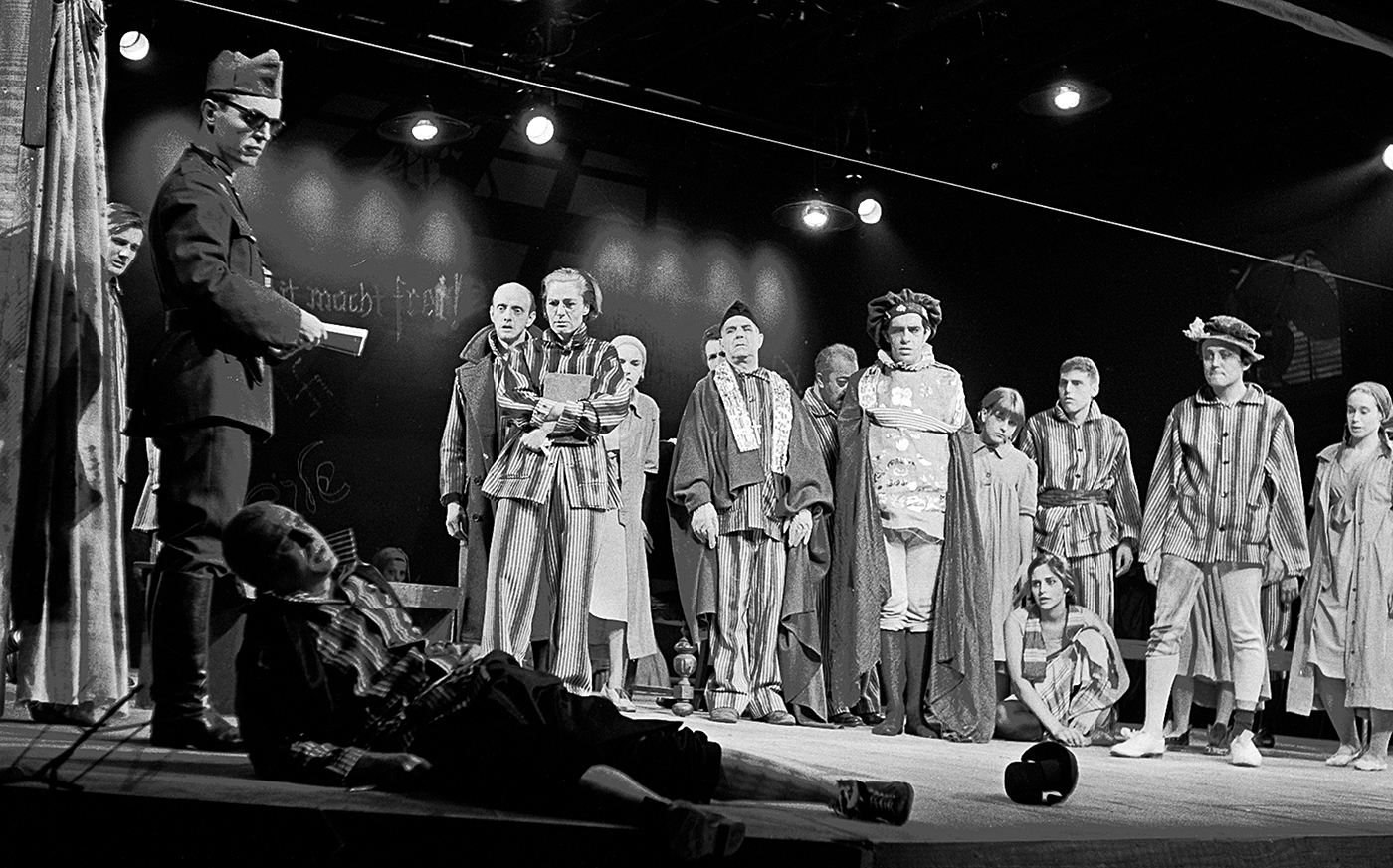 Stockbridge: Summer 1966, A memoir of the Berkshire Theatre Festival's inaugural season — Part II (of 3): George Tabori's Production of The Merchant of Venice, set in a Nazi concentration camp
