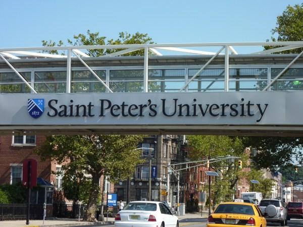 Saint Peter's Evolves into the Jesuit UNIVERSITY of New ...